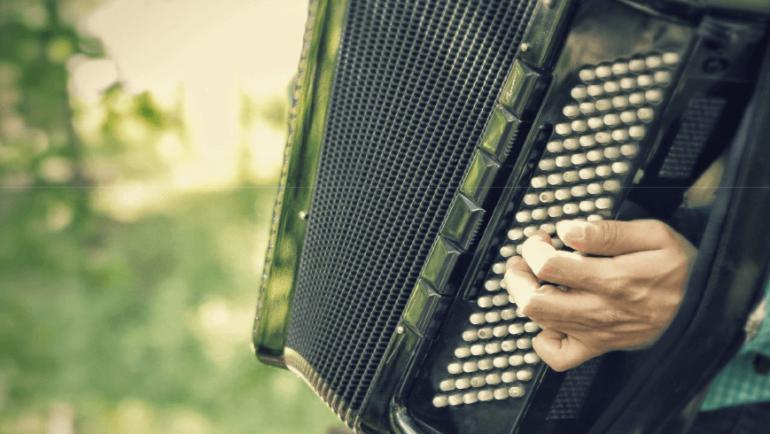 Concert d'accordéon vendredi 28 mai 2021 à partir de 14h