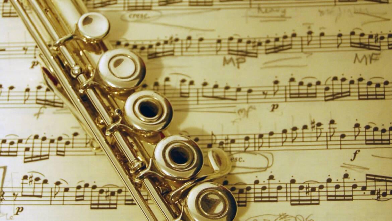 Concert de flûte vendredi 18 juin 2021 à 14h